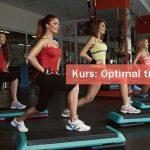 Kurs optimerad träning max resultat