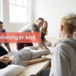 Kurs rehab knäskada övningar & streching